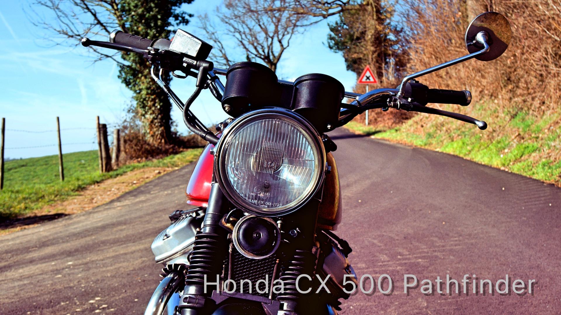 CX 500 Custom Bike